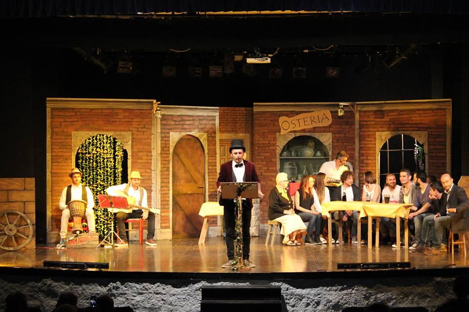 Laboratorio di teatro