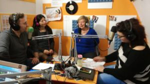Paola Prandi, presidente di Daniel Zagni Lab ospite di Radio Manzo