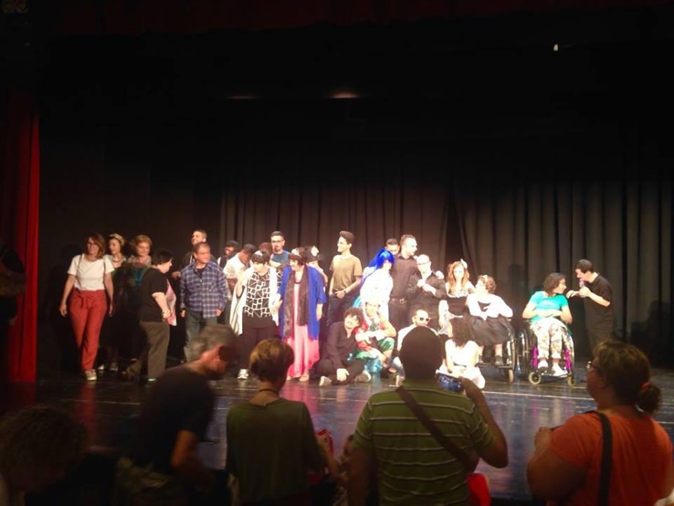 Le avventure di Pinocchio - teatro integrato il funambolo- 27 maggio Teatro Ramarini